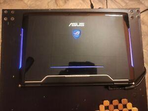 Notebook ASUS Republic of Gamers (ROG) G50V