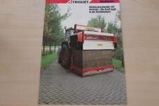 159000) Trioliet Blockbuster Siloblockschneider Prospekt 200?
