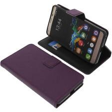 Custodia per Oukitel K6000 Pro book-style protettiva cellulare A LIBRO LILLA