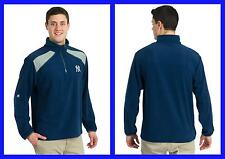 Majestic ~ NY Yankees Skilled Batter Men's Size Small Fleece Pullover $50 NWT