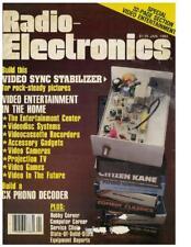 Radio Electronics Magazine archive 1980-1992 145 Issues on DVD