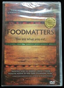 FOODMATTERS You Are What You eat Documentary DVD