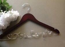 Sale Bride Custom Wire Wedding Hanger, Great Pre-Wedding, Engagement Gift