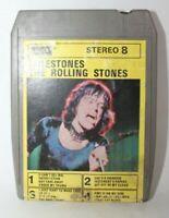 "8 TRACK  CASSETTE The Rolling Stones ""Milestones"" Decca Untested"
