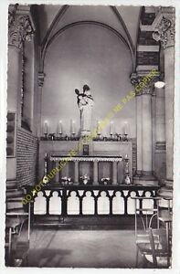 CPSM 59128 FLERS Eglise du Sacré Coeur Autel de la Sainte Vierge Edit FRANCIS