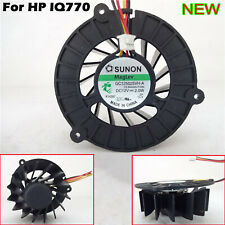 SUNON Laptop Cooling Fan Cooler CPU Fan GC125025VH-A 12V 2.0W 3 Pin for HP IQ770