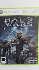 HALO WARS * X360 Xbox 360 PAL * !!Cómo nuevo!!