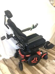 2020 Permobil M3 Electric wheelchair Used