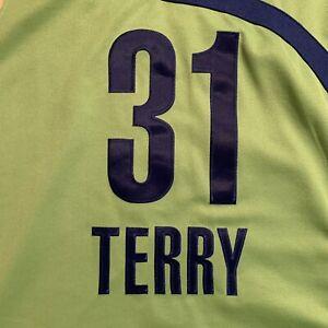 Jason Terry Atlanta Hawks Throwback 1970-71 Stitched Alternate Jersey