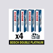 4x BOSCH Platino Candele per BMW F30 F35 F80 2.0 Benzina 320i 328i N20