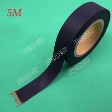 5M 25mm Seam Sealing Tape Iron On Hot Melt Wetsuit Tape Dry Suit Scuba Black