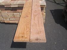 50 m² Douglasie 2.Wahl Terrassendielen Komplettset Schrauben Holz Lärche 3 m