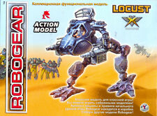 Locust main battle line warwalker by Tehnolog from Robogear line