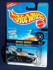 Hot Wheels 1996 Space Series  #391  Treadator  Light Blue w/ HW Logo on Fender
