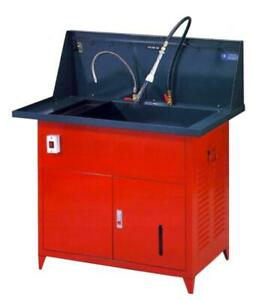 40 Litre Twin Pump Parts Washer