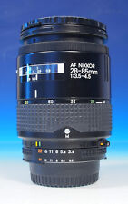 Nikon 28-85 3.5-4.5 Objektiv lens objectif Nikon AF Nikkor - (43834)