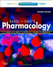 Rang & Dale's Pharmacology: with STUDENT CONSULT Online Access, 7e, Henderson BS