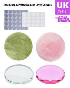 Jade Stone Lash Glue Holder Eyelash Extension Tool Pallet Tray Marble UK STOCK