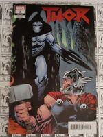 Thor (2018) Marvel - #2, 1:10 James Harren Variant, Aaron/Del Mundo, VF
