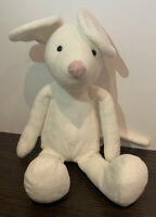 Rare Jellycat White Velvet Mouse Soft Toy Plush Cuddly