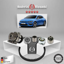 Kit Courroie de Distribution+Pompe à Eau VW Scirocco 2.0 Tdi 125KW 170CV 2014->