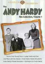 Vol 1 Andy Hardy Film Collection 2011 DVD
