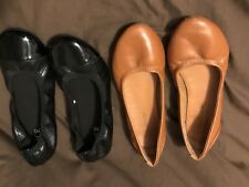 Girls Slip on shoe's One is Child's Place the other Pierra Dumas. Size 4