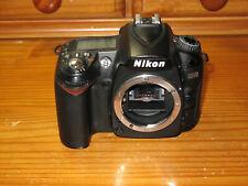 Nikon D90 (3) cámara DSLR 12.3MP - Negro (Cuerpo únicamente)