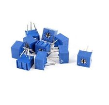 10Pcs 3362P-104 3362 P 100K ohm High Precision Variable Resistor Potentiometer K
