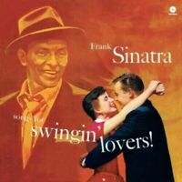 Frank Sinatra- Songs For Swingin Lovers Vinyl LP NEW sealed