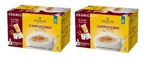 Gevalia Kaffe 2 Step Cappucino K Cups 2 Box Pack