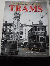 The Golden Years of British Trams,Colin Garratt