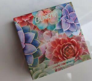 Colorpop Pressed Powder Blush - Terran Up My Heart - 6gm