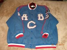 Headgear Official Negro League Baseball Museum ATLANTA BLACK CRACKERS Jacket 5XL