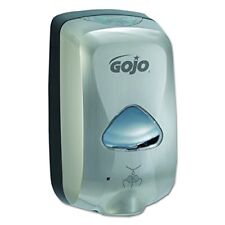 NEW GOJO 278912 TFX Touch Free Soap Dispenser 1200mL Nickel FREE SHIPPING