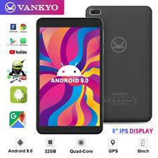 Vankyo S8 GPS WiFi Tablet Android 8