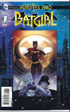 3 BATMAN RELATED FUTURES END 3-D Cover 1-SHOTS,CATWOMAN , BATGIRL, BATMAN/ROBIN
