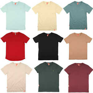 Goodness Industries Herren T Shirt basic STEVEN Round-Neck
