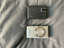 Canon PowerShot ELPH 180 20.0 MP Digital SLR Camera - Silver