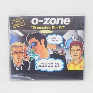 O-Zone Dragostea Din Tei CD Original Europe No.1