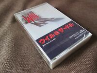Sealed! WILL&THE KILL S/T JAPAN PROMO CASSETTE TAPE w/PS PKG-3338 Charlie Sexton