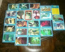 ◆1982 E.T. MOVIE - 25 cards
