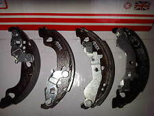 FIAT PUNTO MK2 1.1 1.2 & 1.3 JTD BRAND NEW REAR BRAKE SHOE SET 1999-05 (NOT-ABS)