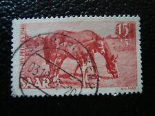 SARRE (allemagne) - timbre - yvert et tellier n° 253 obl - stamp (A1)