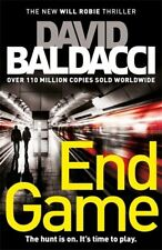 End Game (Will Robie series),David Baldacci