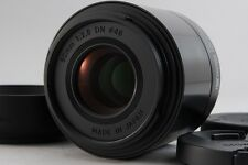 【AB Exc+】 SIGMA A Art 60mm f/2.8 DN Lens for Micro Four Thirds From JAPAN #2532