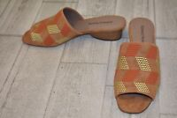 Donald J Pliner Riminisp Sandal - Women's Size 7.5M, Fawn/Orange