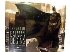The Art of Batman Begins : Shadows of the Dark Knight by Mark Cotta Vaz (2005...