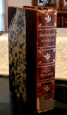 Sir Walter Scott The Talisman Waverly Novels Autograph Edition 19th Century v20