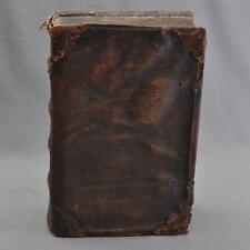 Luther Dilherr Kurfürstenbibel / Biblia,  Endter Nürnberg 1701, Folio